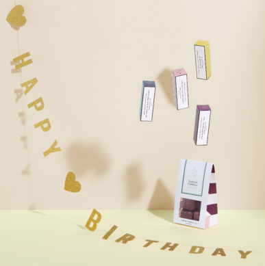 Birthday chocolate gift ideas: For kids